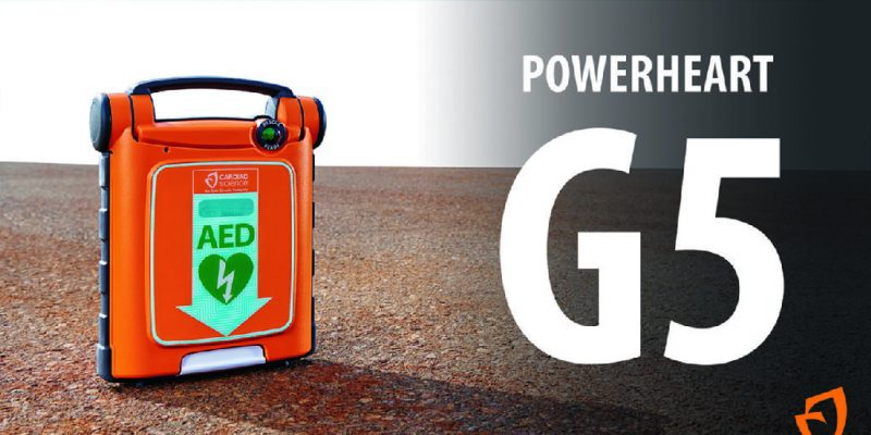 Powerheart G5 PR Graphic